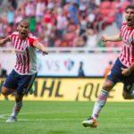 1-0.Las Chivas de Guadalajara vencen al Red Bulls con gol de Isaac Brizuela