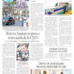 Edición impresa del 5 de mayo del 2018