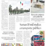 Edición impresa del 6 de mayo del 2018