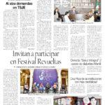 Edición impresa del 9 de mayo del 2018