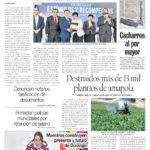 Edición impresa del 16 de mayo del 2018
