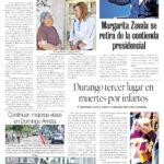 Edición impresa del 17 de mayo del 2018