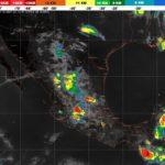 Prevén lluvias, actividad eléctrica y granizo en municipios duranguenses