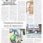 Edición impresa del 23 de mayo del 2018