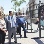 Inauguración de exposición fotográfica conmemorativa a los 25 años de la CEDH.