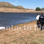 Otro jovencito ahogado, ahora en la presa Garabitos, se salvó su novia, pero no él