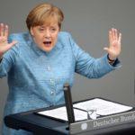 """Angela Merkel dice que el acuerdo nuclear """"no es perfecto, pero es mejor que nada"""""""