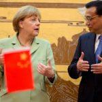 Merkel busca en Pekín un aliado en comercio internacional y en acuerdo iraní