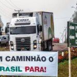 Los camioneros mantienen la huelga en Brasil a pesar del acuerdo con Gobierno