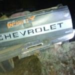 Un muerto y cinco lesionados al desbarrancar camioneta con peregrinos en La Sierrita de Gamón, Guadalupe Victoria