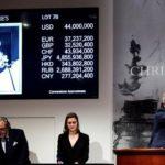 Christie's subasta por 50 millones un retrato del amante de Francis Bacon