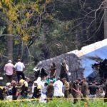 Cuba afirma que avión siniestrado en La Habana tenía documentación en regla