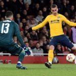 Ospina será titular en el Wanda Metropolitano