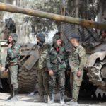 Ejército sirio anuncia el control total de Damasco y su provincia