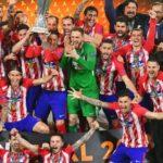 El Real Madrid felicita al Atlético, que podría ser su rival en la Supercopa