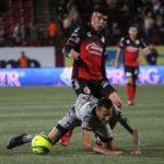 El colombiano Dorlan Pabón rescata empate para Monterrey en casa del Tijuana