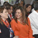 Leticia Herrera compromete su apoyo permanente con la Cruz Roja Mexicana