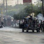 Fuerte presencia policial en ciudades de Nicaragua tras jornada violenta