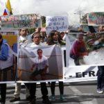 Gobierno Ecuador entrega información desclasificada de asesinato periodistas