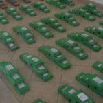 Incautan en Ecuador 319 kilos de cocaína que tenía como destino EEUU y Europa