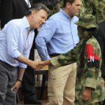 Santos envía en Alemania mensaje de optimismo en reinicio de diálogo con ELN
