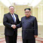 """Kim dice que su reunión con Trump servirá para """"construir un buen futuro"""""""