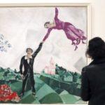 La primera etapa de Chagall, entre Vítebsk y París, en el Guggenheim Bilbao