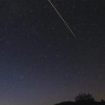 Lluvia de estrellas Eta-Acuáridas iluminará el cielo este fin de semana