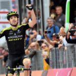 Mikel Nieve conquista la vigésima etapa y Froome llegará de rosa a Roma