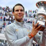 Nadal haría su tenista ideal con Karlovic, Federer, Monfils y Djokovic