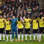 Selección colombiana comienza en Bogotá preparación para el Mundial de Rusia
