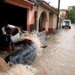 Suman casi 199.000 los afectados por las lluvias en Guatemala