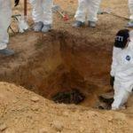 Ubican y exhuman 9.000 cuerpos de víctimas del conflicto armado en Colombia