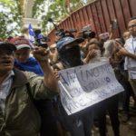 Universitarios critican actuación de ministra de Nicaragua durante protestas