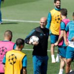 """Zidane no descarta alinear a la BBC: """"Son los mejores con diferencia"""""""
