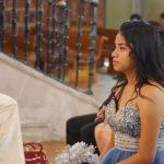Celebró sus 15 años la jovencita Vania Marcela Garbalena Soto