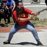Argentina ofrece recompensa por militante de izquierda prófugo tras protestas