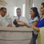 Bautizaron a la linda Fernanda Flores Vidales