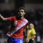 Capitán de Costa Rica cree que Rusia 2018 será más complicado que Brasil 2014