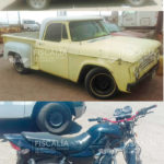 Cuatro vehículos robados recuperan policías