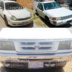 Recupera 3 carros robados la PID