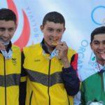 Colombia lidera el medallero suramericano en la primera jornada