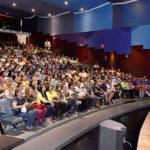 """Gomezpalatinas de todas las edades acudena conferencia """"Sanando a mi Niña Interior"""""""