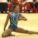 Brasil y Argentina conquistan oro en la gimnasia artística femenina