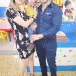 Festejan al pequeño Ernesto Jared Rico Gutiérrez por su segundo cumpleaños