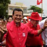 Hugo Martínez elegido candidato a la Presidencia de El Salvador por el FMLN