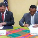 Estados Unidos dará asistencia técnica a Honduras para fortalecer municipios