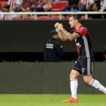 El goleador argentino Milton Caraglio es el quinto refuerzo del Cruz Azul