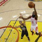 Harden y James votados por unanimidad para Primer Equipo de la NBA