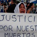 """Dos muertos y 12 heridos durante """"Madre de todas las Marchas"""" en Managua"""